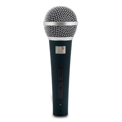 Microfone Vocal com Fio Kadosh Kds-58p