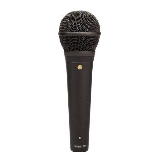 Microfone Vocal Dinâmico Rode M1