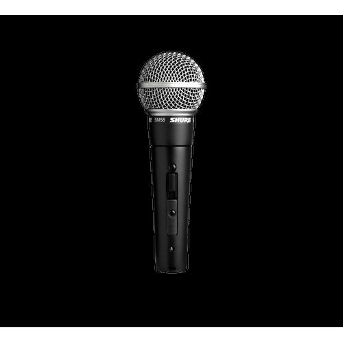 Microfone Vocal SM58S
