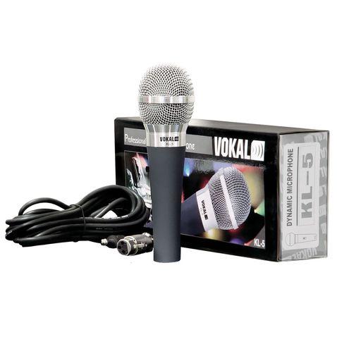 Microfone Vokal Kl5 - Unico