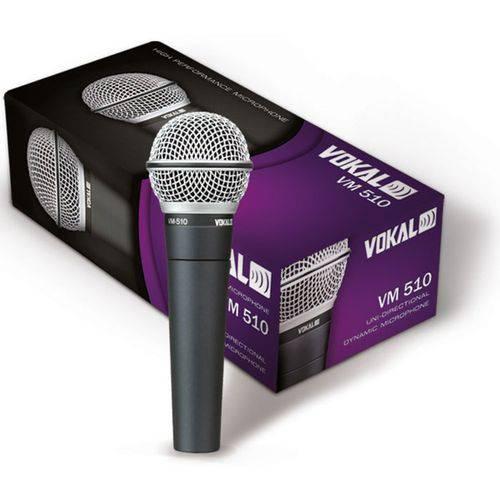 Microfone - Vokal Vm-510/prof. Sound