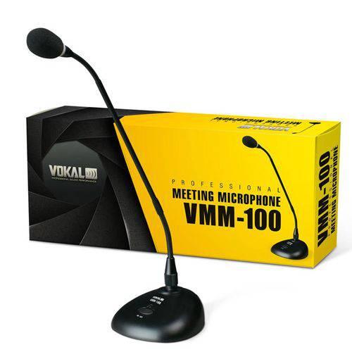 Microfone Vokal Vmm-100 de Mesa