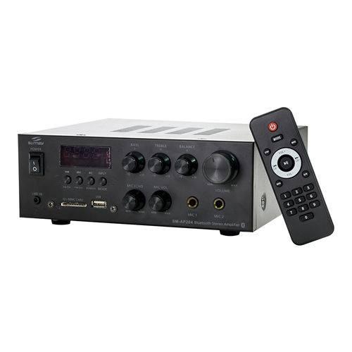 Mini Amplificador Stereo 30w - Sm-ap204
