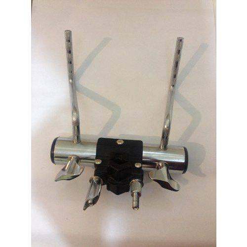 Mini Rack para Percussão Adah com 2 Hastes Arp002h