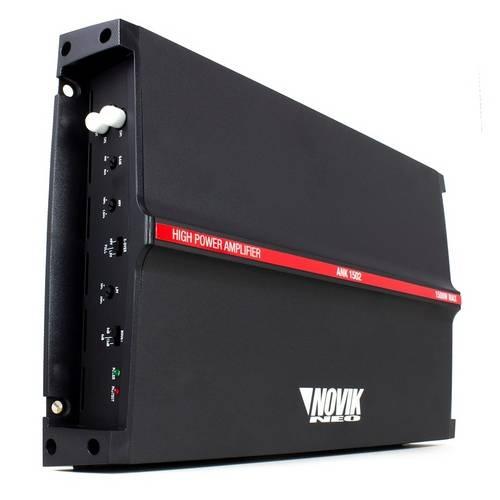 Módulo Amplificador Classe A/B Novik Ank-1502 - 2 Canais - 1000 Watts Rms