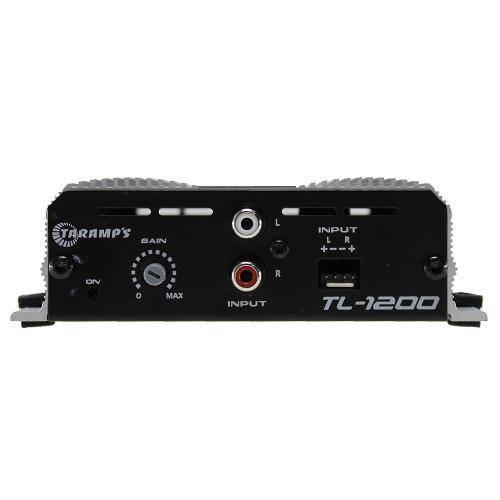 Módulo Amplificador Digital Taramps T-500d - 1 Canal- 500 Watts Rms