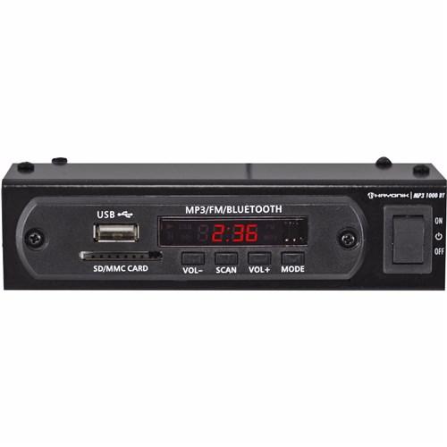 Modulo Pré Amplificador 1000Bt Usb/Bluetooth/Fm/Mp3 Hayonik