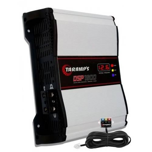 Módulo Taramps Dsp1600 com Processador Digital 1600w Rms 2 Ohms