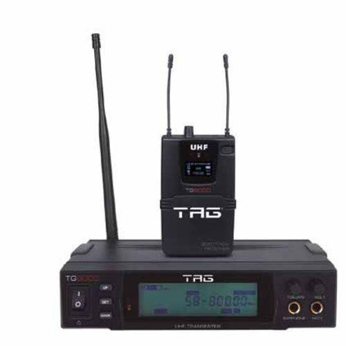 Monitor Pesssoal Sem Fio Tg900 Tag Sound