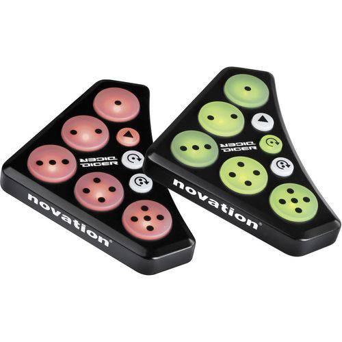 Novation - Interface Controladora com Controle de Looping Dicer