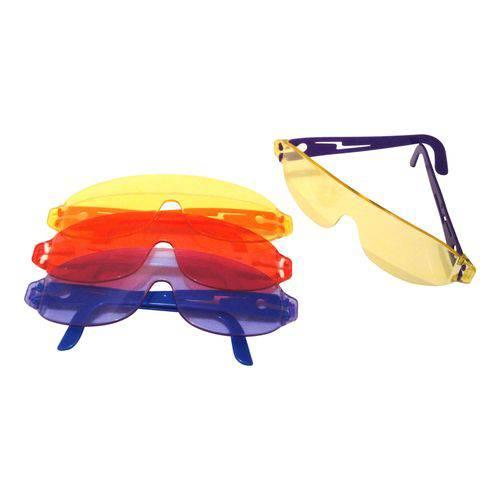 Óculos Tropical Colorido - Pacote com 6 Unidades