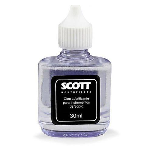 Óleo Lubrificante 30ml - Scott