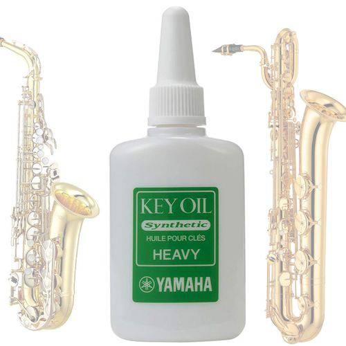Oleo Lubrificante Key Oil Heavy para Chave de Instrumento de Sopro Saxofone Fagote 20 Ml Koh3 - Yama