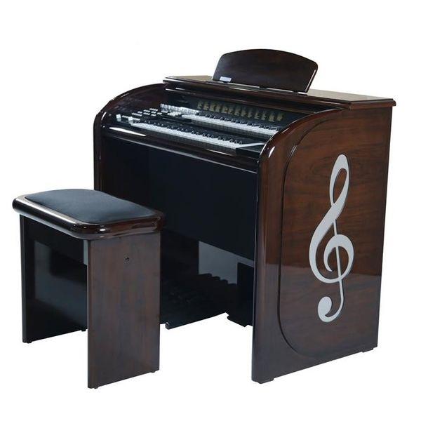 Órgão Acordes AX-100 Top Elegance Órgão Acordes AX-100 Alto Brilho