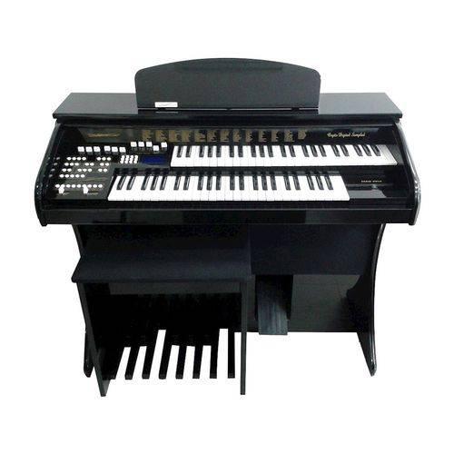 Orgão Eletronico Acordes - AX100 - PRETO #2000-80-11-NP