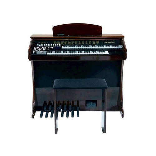 Orgão Eletronico Acordes Imbúia - AX100 #2000-80-11-O2