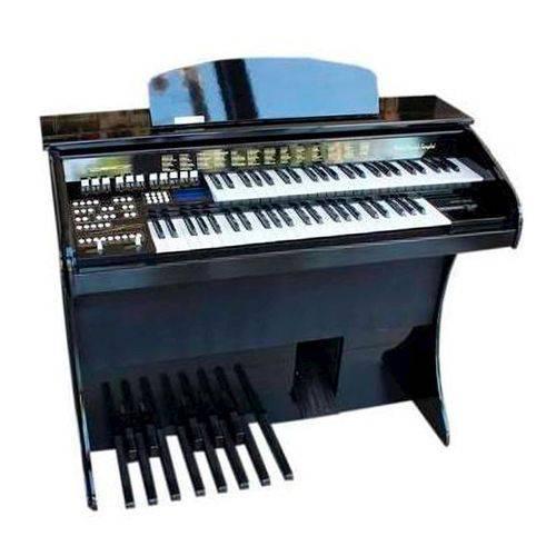 Orgão Eletronico Acordes Preto - AX100 - C/ CLAVE DE SOL