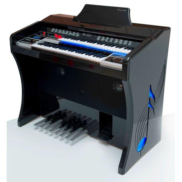 Órgão Harmonia HS-200 SUPER Preto