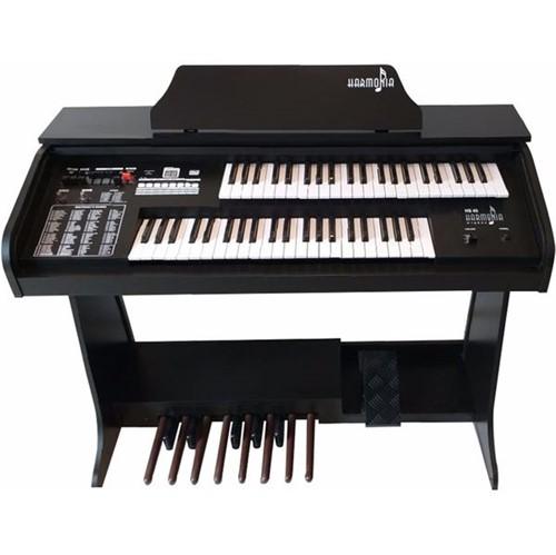 Órgão Harmonia HS-45 Preto Fosco