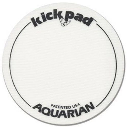 Pad de Bumbo Aquarian Kp1 para Pedal Single Pad Kick