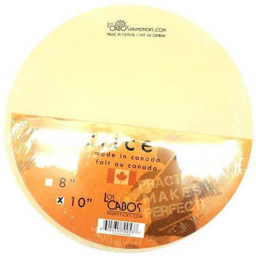 Pad de Estudo Los Cabos Practice Pad 10¨ com Rosca Inferior para Fixar em Estantes Made In Canada