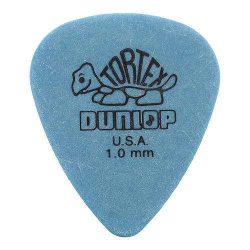 Palheta Dunlop Tortex Std 418 R 1,0