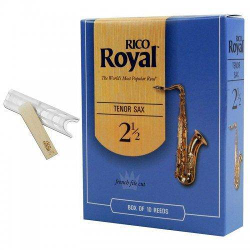 Palheta para Sax Tenor 2,5 Royal