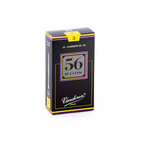 PALHETA VANDOREN 56 RUE LEPIC 3 P/CLARINETE SIb