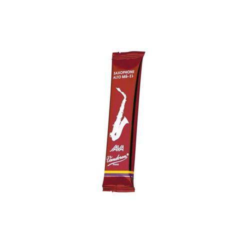 Palheta Vandoren para Sax Alto 3.5 Java Red