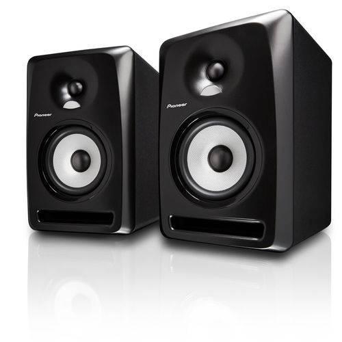 Par de Monitor de Áudio Ativo Pioneer S-DJ50X
