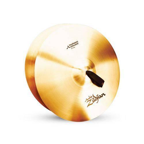 "Par de Pratos Zildjian Avedis 20"" A0492 Symphonic German Tone"