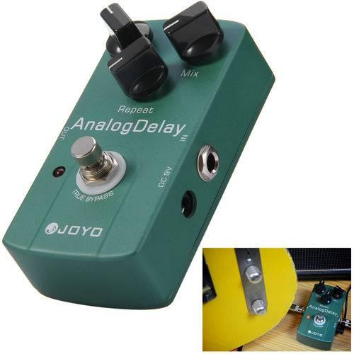 Pedal Analógico de Efeito para Guitarra Elétrica Joyo Jf - 33