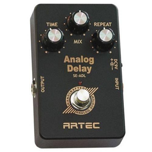 Pedal Artec Sound Analógic Delay Se-adl