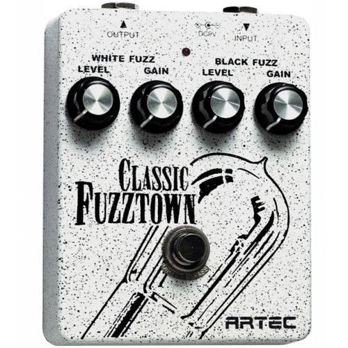 Pedal Artec Sound Classic Fuzz Town Fzt-1