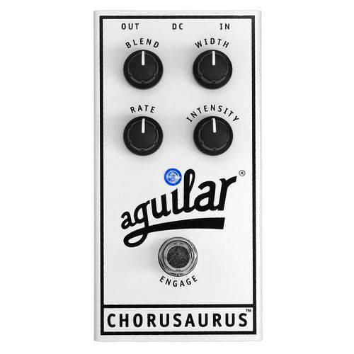 Pedal Bass Chorus para Contra Baixo - Chorusaurus - Aguilar
