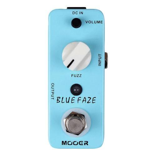 Pedal Blue Faze Fuzz MBFAZE - Mooer