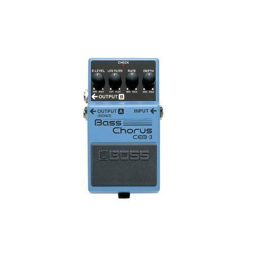 Pedal Boss Chorus Bass Ceb3