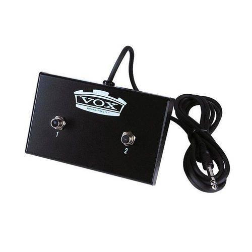 Pedal Controlador Vox Vfs-2