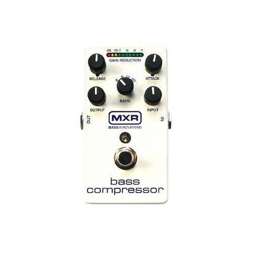 Pedal de Baixo Mxr M87 Bass Compressor