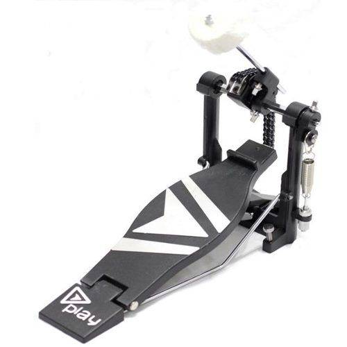 Pedal de Bumbo para Bateria Turbo Profissional - Playpp