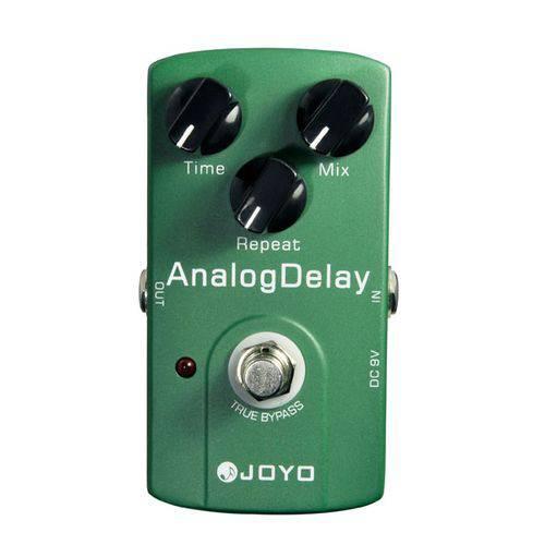 Pedal de Delay Joyo JF-33 Analog Delay