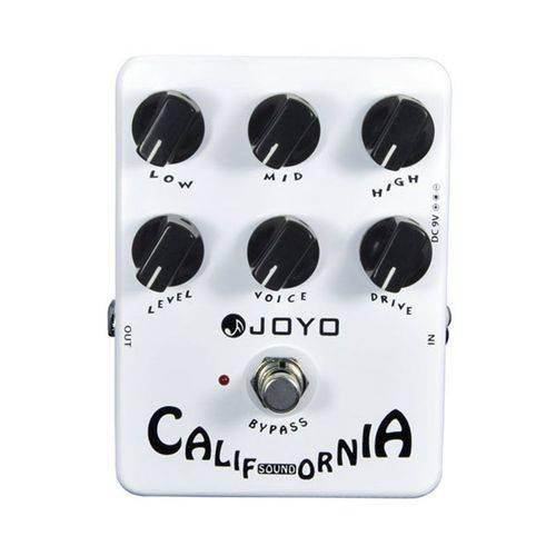 Pedal de Guitarra Joyo California