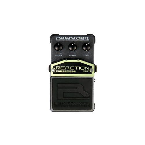 Pedal de Efeito para Guitarra Rocktron Reaction Compressor