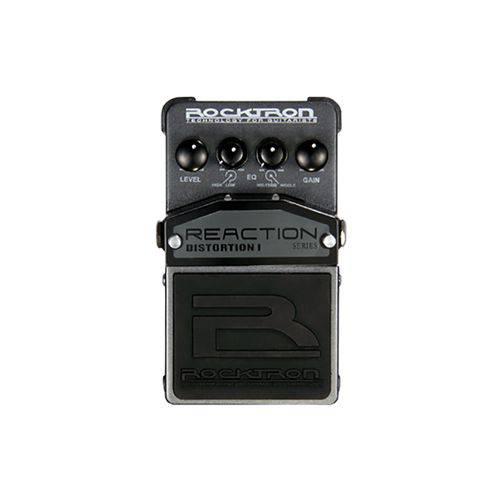 Pedal de Efeito para Guitarra Rocktron Reaction Distortion