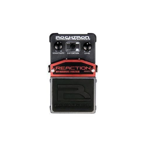 Pedal de Efeito para Guitarra Rocktron Reaction Dynamic Filter