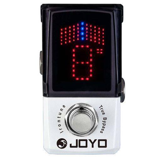 Pedal de Guitarra Joyo JF-326 Irontune Afinador