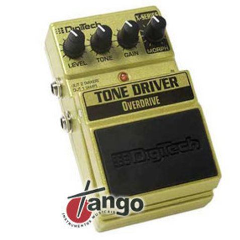 Pedal Digitech Overdrive Tone Driver