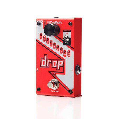 Pedal Digitech The Drop Tune Pitch Shifter