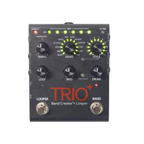 Pedal Digitech Trio Plus V04