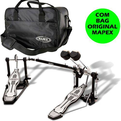 Pedal Duplo com Bag P501tw - Mapex
